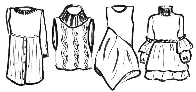 Dekonstruktivismus: Alte Kleider zu Neuem kreieren